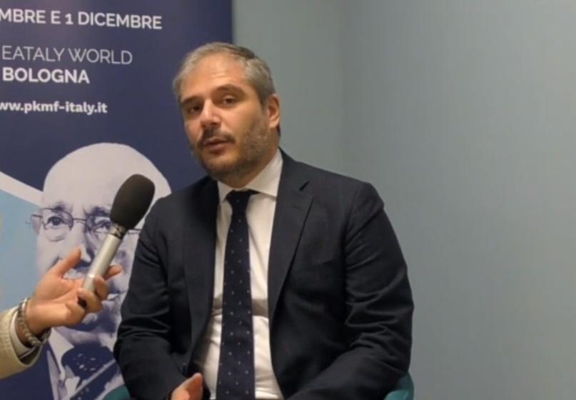 Canale Europa intervista Giovanni Scardovi, CEO di Dedagroup Wiz in vista di Philip Kotler Marketing Forum