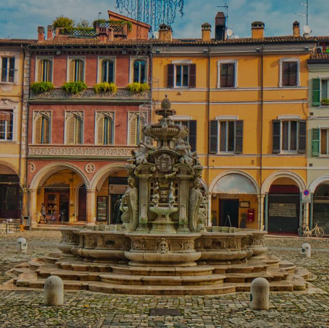 Il portale istituzionale del Comune di Cesena